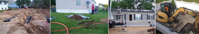 CDP offers a wide range of demo & excavation services