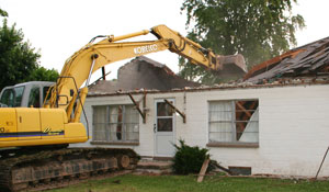 Demolition Company in Syracuse NY - CDP Excavating Services