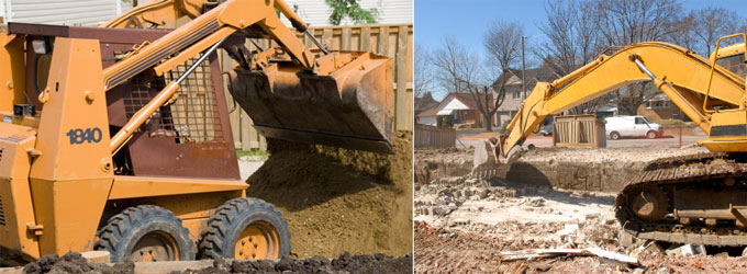 excavating company in Watertown, NY