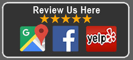 Help Us Grow - Give us a review at Yelp, Facebook and Google+